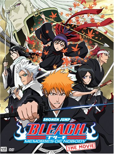 Bleach The Movie: Memories of Nobody (The Best Bleach For Hair)