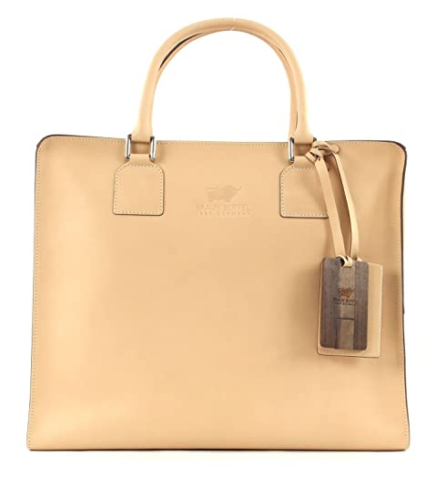 b2ddb8caa6 Braun Büffel Woman Premium Business Bag Nude  Amazon.co.uk  Shoes   Bags