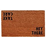 #10: Home & More 100511729 Hey There Doormat