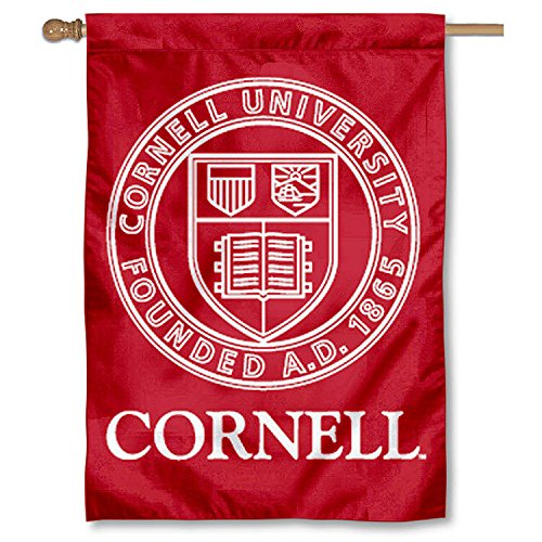 Cornell Big Red University College House Flag