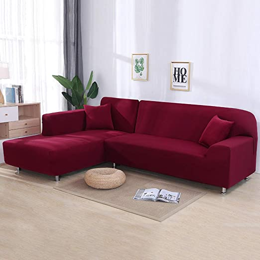 Fundas Sofa Elasticas Impermeables Solid Color Tight Wrap ...