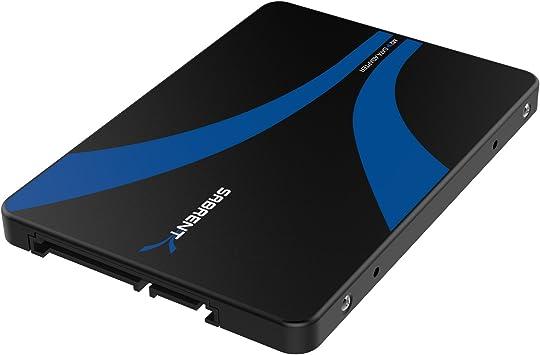 Sabrent M.2 SSD a Adaptador de Caja de Aluminio SATA III de 2,5 ...