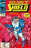 Nick Fury Agent of Shield # 13 July 1990