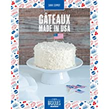 Gâteaux made in USA (Les Petits Basiques Mango) (French Edition)