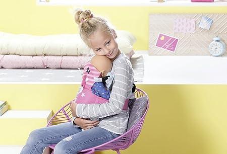 25e8cf2a1a4 Baby Born 824443 Carrier seat  Baby Born  Amazon.co.uk  Toys   Games