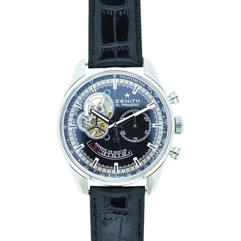 Zenith Chronomaster automatic-self-wind mens Watch 03.2080.4021/21.C496 (Certified Pre-owned)