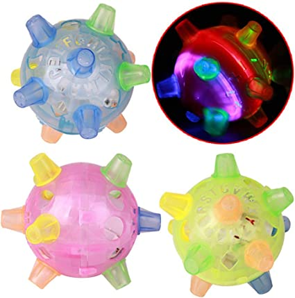 Jumping Ball Creative Music Vibrating Dancing Ball Toy Kids Baby Toddler Gifts