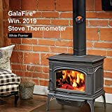 GALAFIRE Magnetic Stove Thermometer Oven
