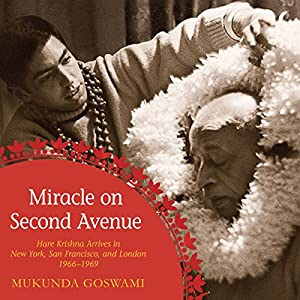 Miracle on Second Avenue Audiobook