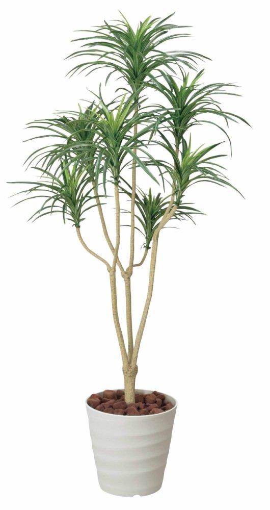 光触媒 人工観葉植物 光の楽園 ユッカ 1.6m 173A250 B00XHQIALK   幅65×奥行60×高さ160cm