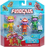 Floogals Just Play 3 Pack Figures with Accessories
