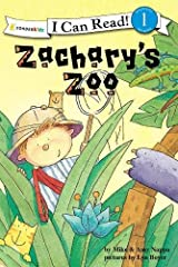 Zachary's Zoo: Biblical Values (I Can Read!) Paperback
