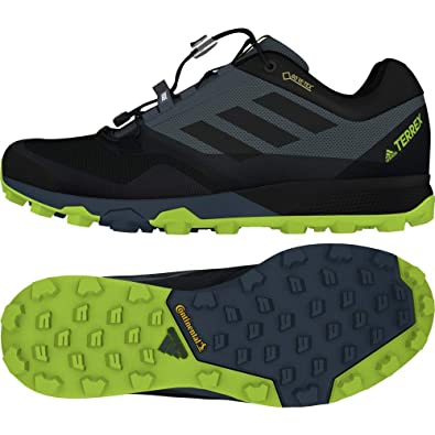 adidas Herren Terrex Trailmaker GTX Trekking- & Wanderhalbschuhe, grün,  50.7 EU