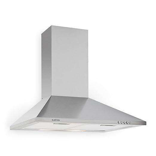 Klarstein Cappa da Cucina Aspirante TR60WS - in Acciaio per ...
