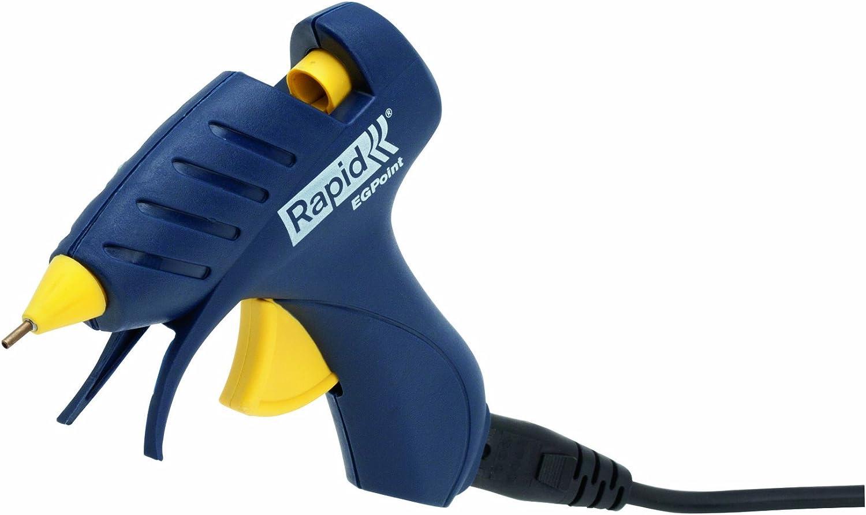 Rapid POINT a bater/ía, con boquilla de precisi/ón, potencia: 10 W Pistola termoencoladora