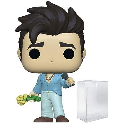 Funko Rocks: Morrissey Pop! Vinyl Figure (Includes Compatible Pop Box Protector Case): Toys & Games
