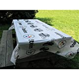Rico Pittsburgh Steelers 2-Pack Table Cover