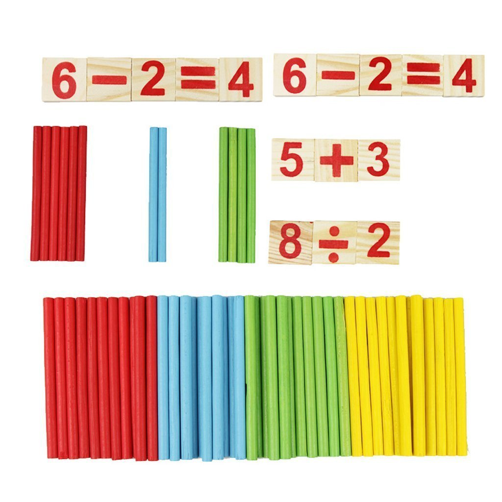 Buy tickles multicolor mathematical intelligence stick toy for buy tickles multicolor mathematical intelligence stick toy for kids 24 cm online at low prices in india amazon biocorpaavc Gallery