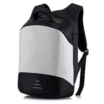 Mochila para computadora portátil/Cargador USB Mochila de Viaje de ...