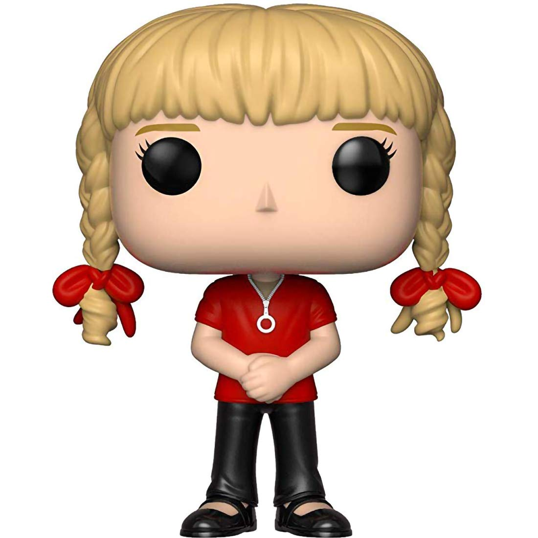 Funko Cindy Brady: Brady Bunch x POP #696 // 33962 - B BCC94YA5 TV Vinyl Figure /& 1 PET Plastic Graphical Protector Bundle