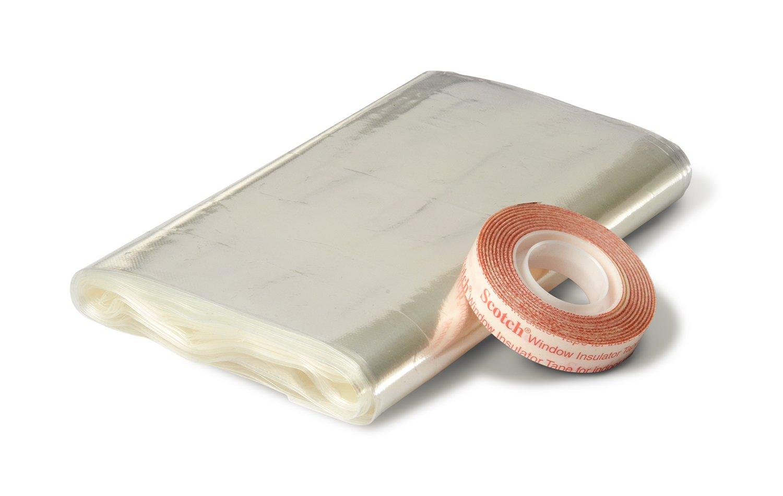 3M Indoor Window Insulator Kit, 5 Window   Weatherproofing Window Insulation  Kits   Amazon.com