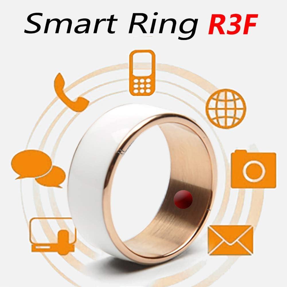 CZX Timbre Inteligente R3f Electrónica De Consumo Accesorios para Teléfonos Móviles 2020 Productos Populares Elegante Androide del Teléfono del Reloj Smartwatch, Timbre Inteligente,Blanco,10