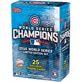 2016 Topps Chicago Cubs World Series Commemorative 25 Card Set - Baseball Team Sets