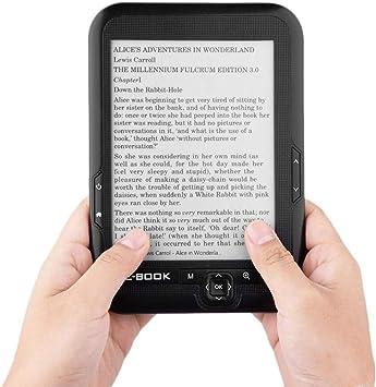 Lectura Inteligente del Lector de Ebook para la exhibición de la E ...