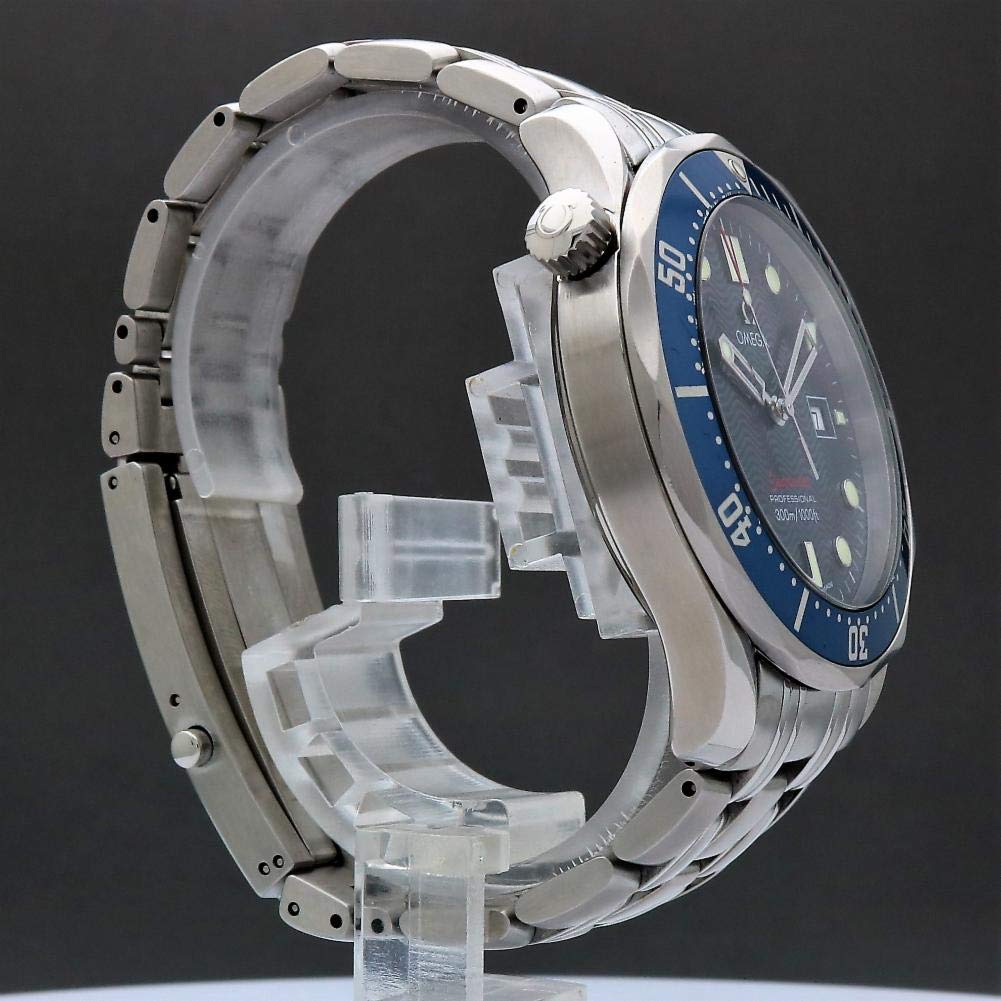 Omega Seamaster Swiss-Quartz Male Watch 2221.80.00 (Certified Pre-Owned) by Omega (Image #4)