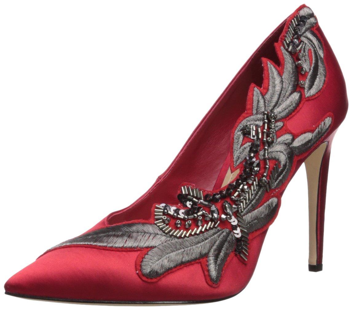 Imagine Vince Camuto Women's Leight Pump B074XGP7W4 5 B(M) US|Crimson