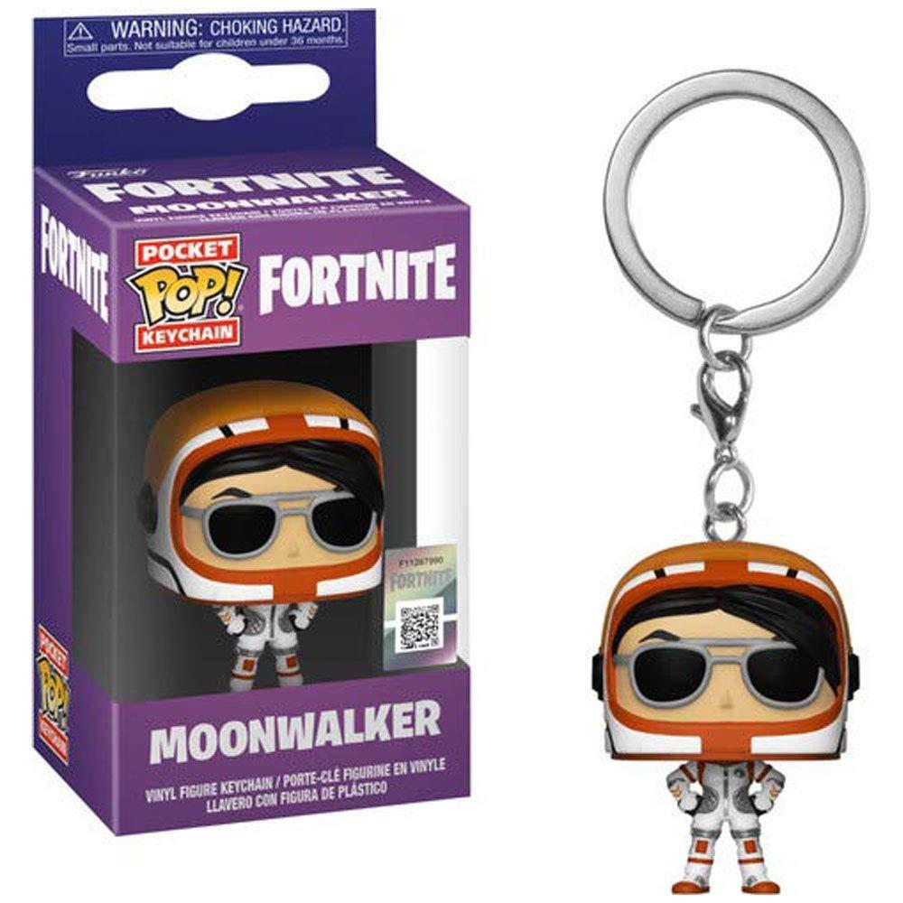 Amazon.com: Fortnite Moon Gamer Series Moonwalker Mini ...