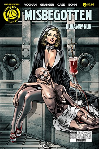 Runaway Nun: Issue 2 (Misbegotten)