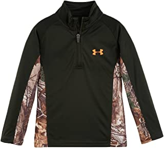Under Armour Little Boys' Hundo 1/4 Zip Fleece Under Armour Boys 2-7 27654061