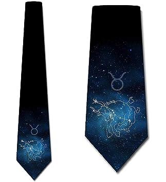 Corbata De Hombre Corbata,Corbatas De Astrología Corbata De Signo ...