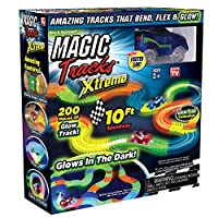 Ontel Magic Tracks Xtreme - Race Car & 10