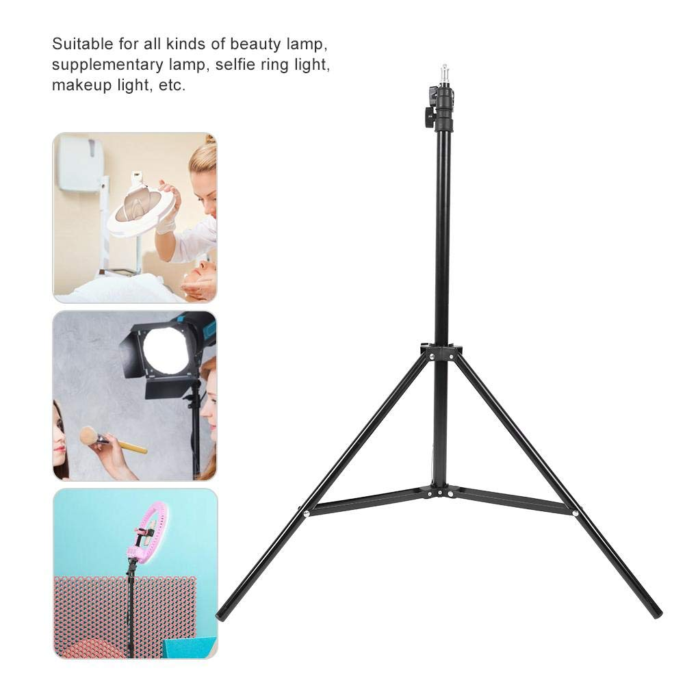 Beauty Lamp Support Photograthy Video Live Lighting Supporter Sturdy and Durabel Height Adjustable