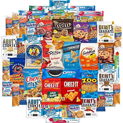 Custom Varietea Cookies Chips & Candies Snacks Variety Pack Bulk Sampler Assortment (Care image