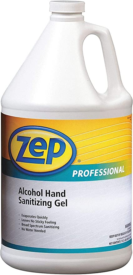 Amazon Com Zep Professional R10924 Hand Sanitizer Bottle Gel