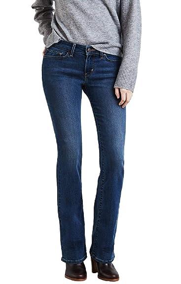 Levi's Sacs 715 Et Femme Pour Bootcut Jeans Chaussures Bleu HwqxfAHPv