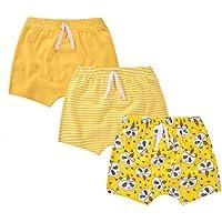 Unisexo Bebé Pantalones Cortos, Elástico Cintura Bebé Pantalones Algodón Shorts Harén Pantalones para Verano