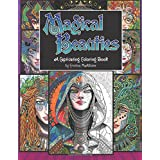 Magical Beauties: A Captivating Coloring Book