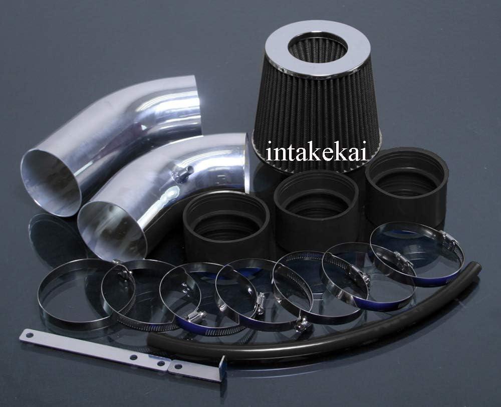 PERFORMANCE COLD AIR INTAKE KIT FOR 2009-2011 HYUNDAI GENESIS SEDAN 3.8 3.8L V6 ENGINE (BLACK)