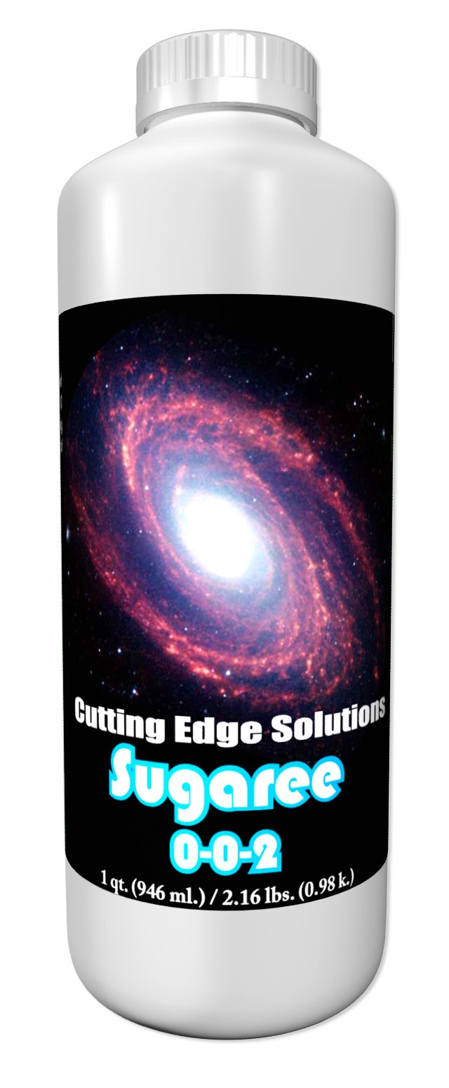Cutting Edge Solutions Sugaree:2901 Sugaree Growing Additive, 1-Quart