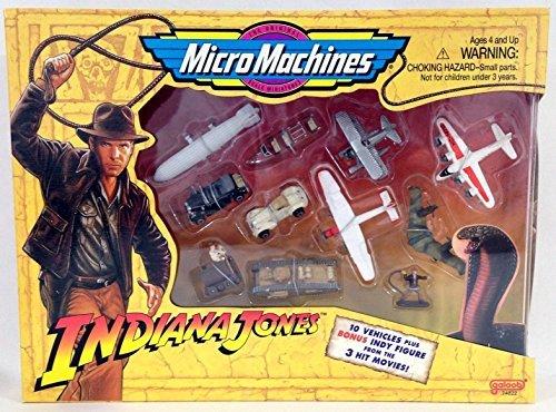 - Micro Machines Indiana Jones Box Set