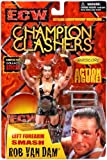 WWE Wrestling Champion Clashers Action Figure Rob Van Dam