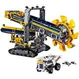 LEGO Technic 42055 Bucket Wheel Excavator Building Kit (3929-Piece)