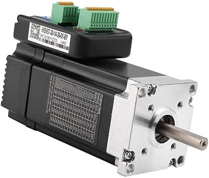 Jadpes Servomotor AC de máquina Herramienta, 140W 3000rpm 0.45Nm Servomotor Integrado DC 36V para Equipos de automatización Impresora 3D DIY Reemplazo de Accesorios CNC: Amazon.es: Hogar