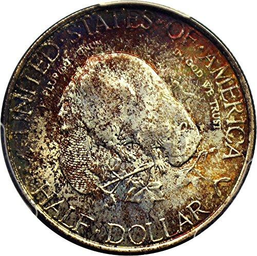 1936 P Silver Commems (1892-1954) Albany Half Dollar MS67 PCGS\CAC