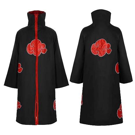 ranrann Disfraz de Anime Japonés para Hombre Mujer Abrigo de ...