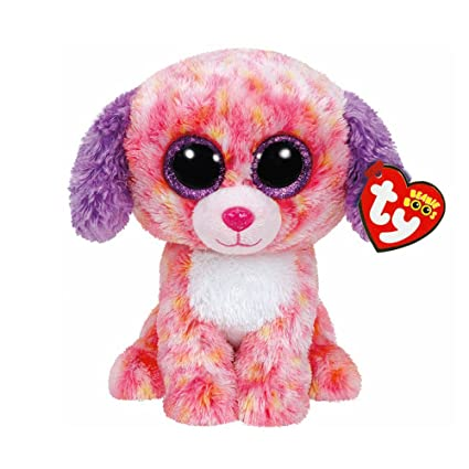 Amazon.com  Ty Beanie Boos London - Dog (Claire s Exclusive)  Toys   Games ca7babae7744